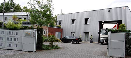 lakkerij E&E finishing in Bocholt Kaullile